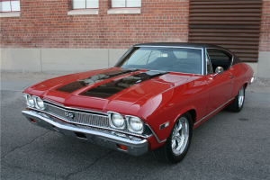 1968 Chevrolet Chevelle SS 396 – Recently Sold