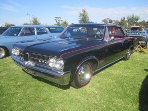 The 1964 Pontiac GTO Hardtop